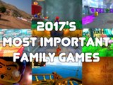 Thumbnail Image for Family Gaming Goes Large In 2017
