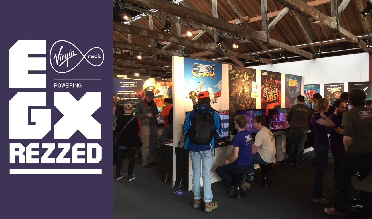 Featured Image for Days Out: EGX Rezzed